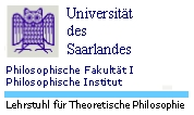 Philosophisches Institut logo
